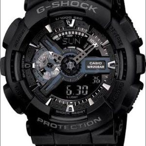 G-Schock Casio Analog-Digital Watch GA110